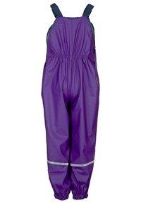 Playshoes - Rain trousers - lila - 1