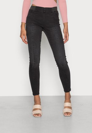 ONLWAUW - Jeans Skinny - black denim