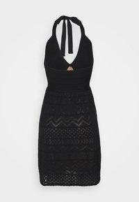 M Missoni - ABITO SENZA MANICHE - Jumper dress - black - 1