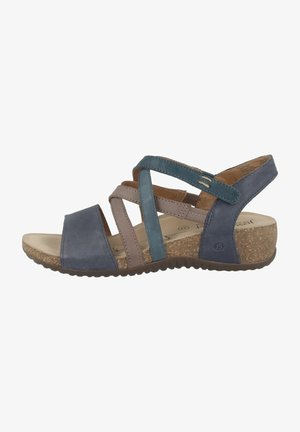 Sandals - dark blue multi (78810-192-507)