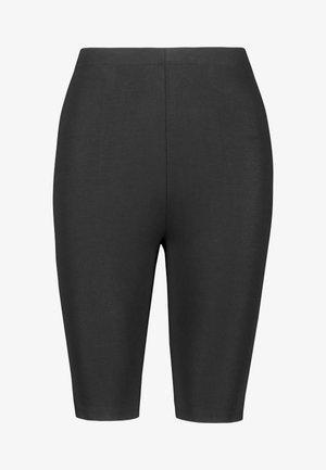 BLACK CYCLE SHORTS - Short - black