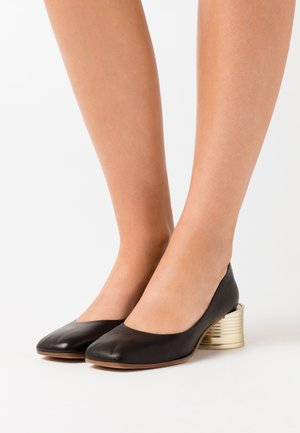 MONTONE MARY JANE NUOVO TACCO BARATOLLO - Pumps - black