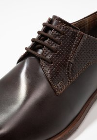 Bugatti - FERNAN - Business sko - brown - 5