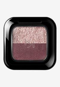 KIKO Milano - BRIGHT DUO EYESHADOW - Eye shadow - 15 pearly mauve/metallic burgundy - 0