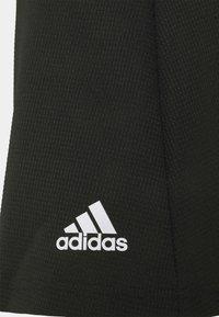 adidas Performance - CLUB SKIRT - Sports skirt - black/white - 2