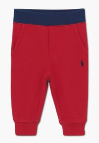 Polo Ralph Lauren - BOTTOMS PANT - Trousers - sunrise red - 0