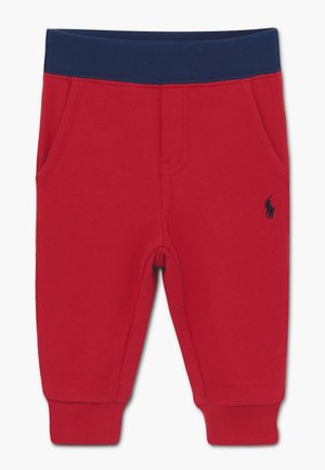 BOTTOMS PANT - Trousers - sunrise red