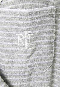 Lauren Ralph Lauren - ROBE - Dressing gown - grey - 5
