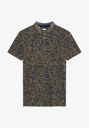 KURZARM - Polo shirt - brown