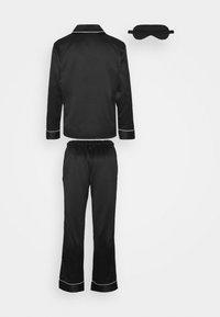 Calvin Klein Underwear - GIFT PANT SET - Pigiama - black - 1