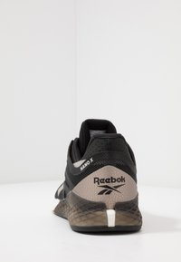 Reebok - NANO X - Trainings-/Fitnessschuh - black/moodus/chalk - 3