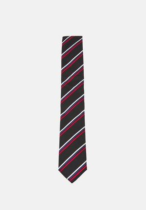 TIE - Krawat - black