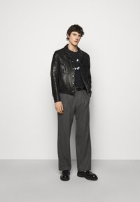 PS Paul Smith - MENS FACE - T-Shirt print - black - 1