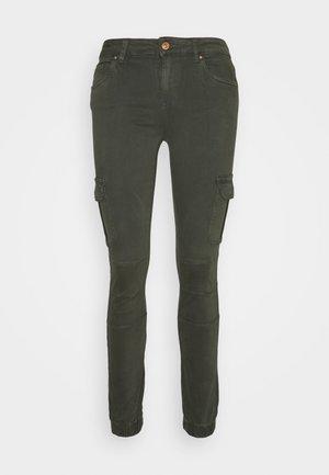 ONLMISSOURI ANKLE CARGO PANT - Pantaloni cargo - rosin