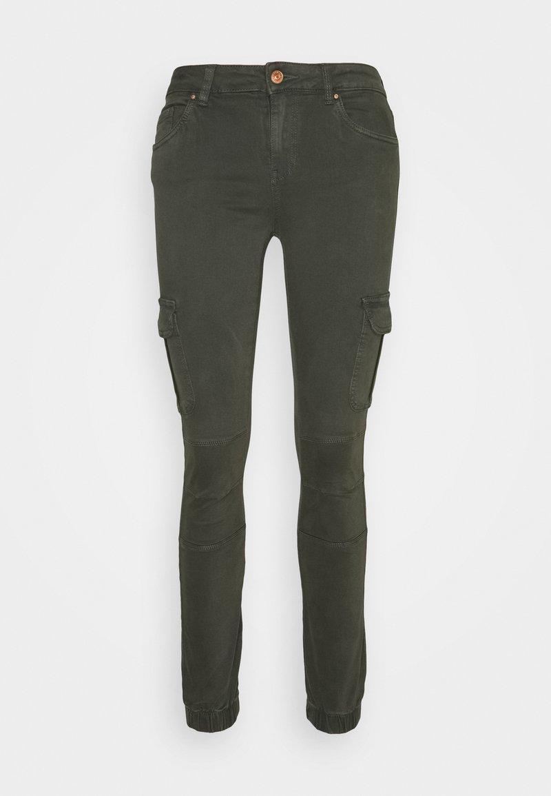 ONLY Tall - ONLMISSOURI ANKLE CARGO PANT - Pantaloni cargo - rosin