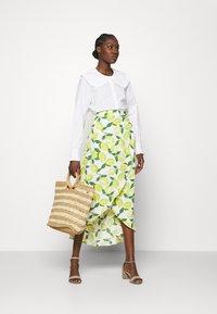 Fabienne Chapot - CORA SKIRT - Wrap skirt - yellow - 1