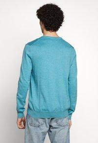 Polo Ralph Lauren - LONG SLEEVE - Pullover - captiva blue heather - 2