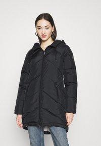 Roxy - STORM WARNING - Winter coat - anthracite - 0