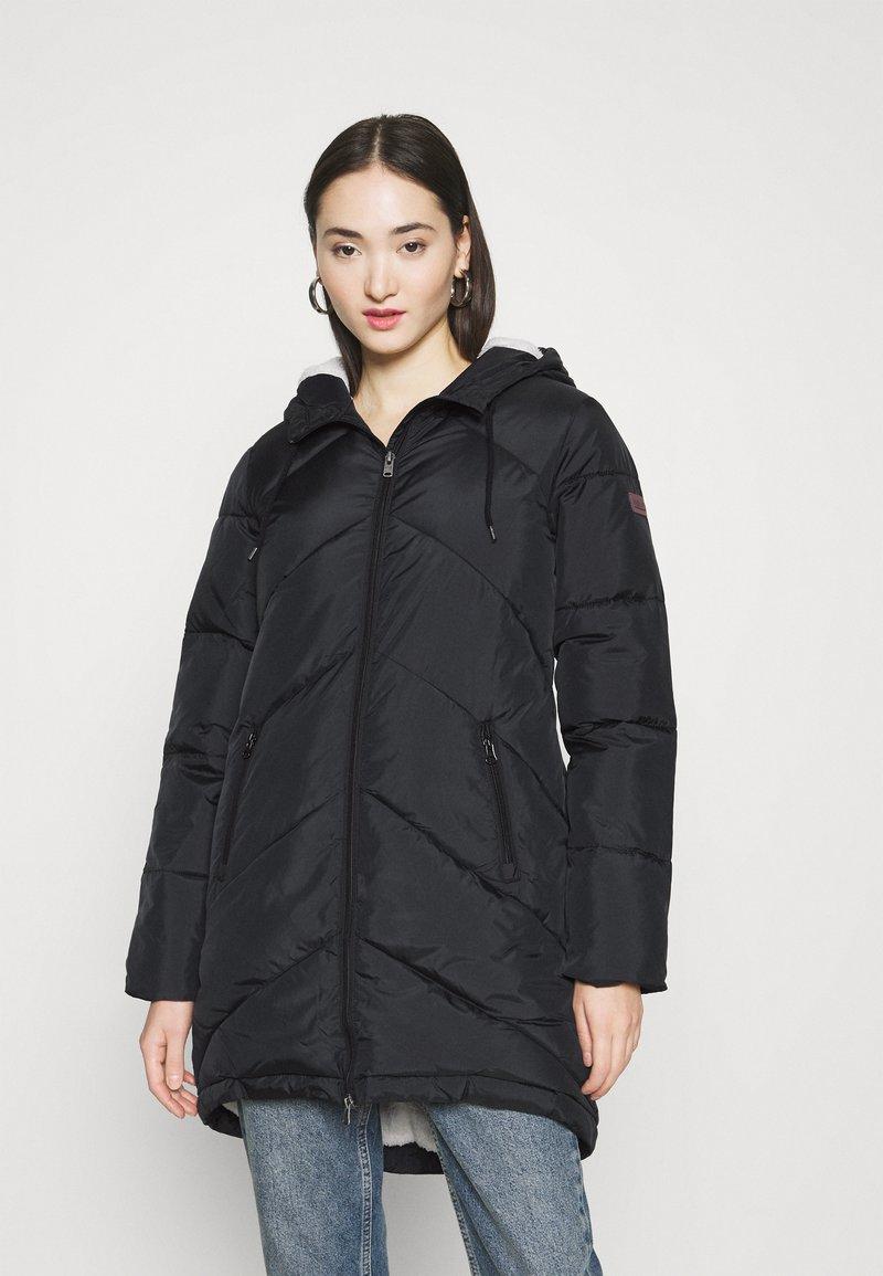 Roxy - STORM WARNING - Winter coat - anthracite