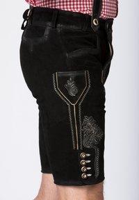 Stockerpoint - BEPPO - Shorts - black - 4