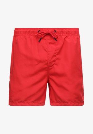JJI CALI SWIM - Plavky - mars red