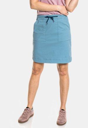 GIZEH - Sports skirt - blau