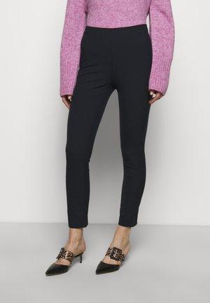 SIMONE PANT - Trousers - dark blue