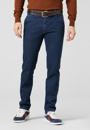 SUPER STRETCH ACTIVITY DENIMCHINO - Slim fit jeans - blau