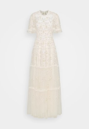 DITSY RIBBON GOWN - Iltapuku - champagne