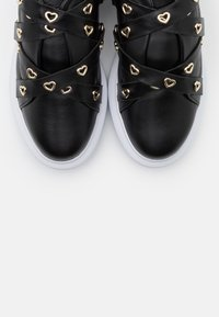 Love Moschino - RUNNING - Sneakers laag - black - 6