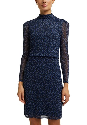Robe fourreau - navy