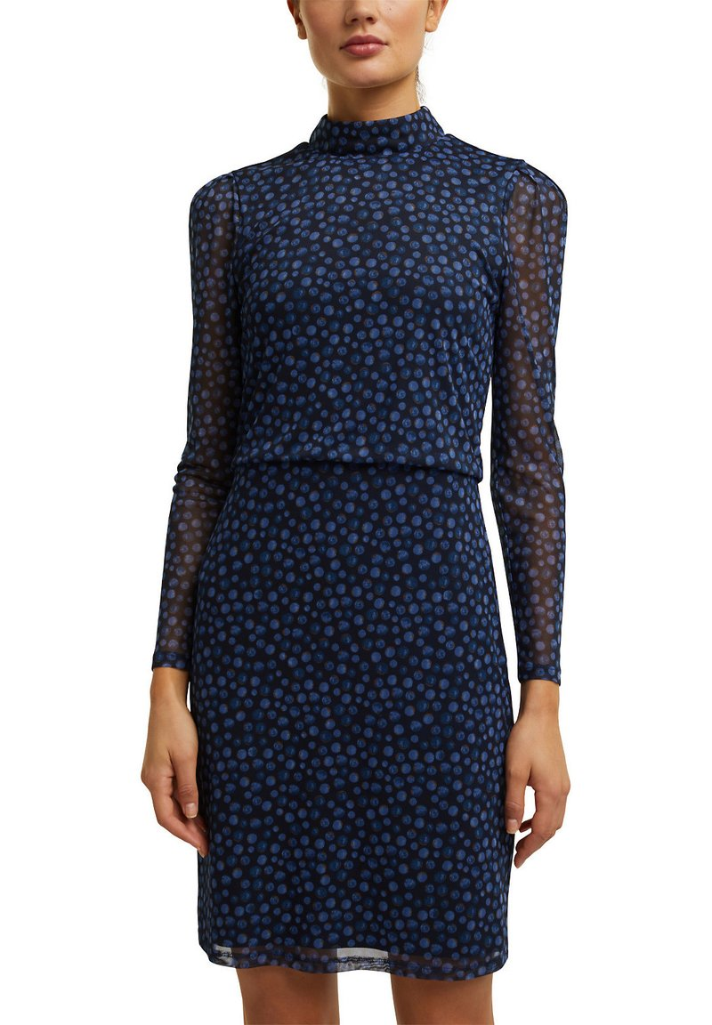 Esprit Collection - Shift dress - navy