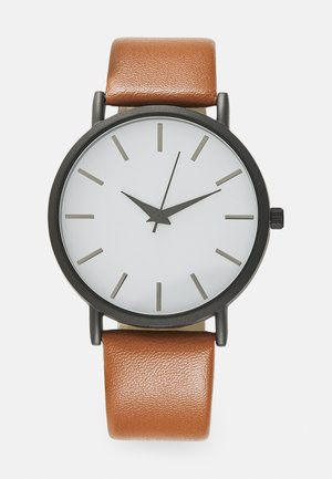 UNISEX - Watch - cognac