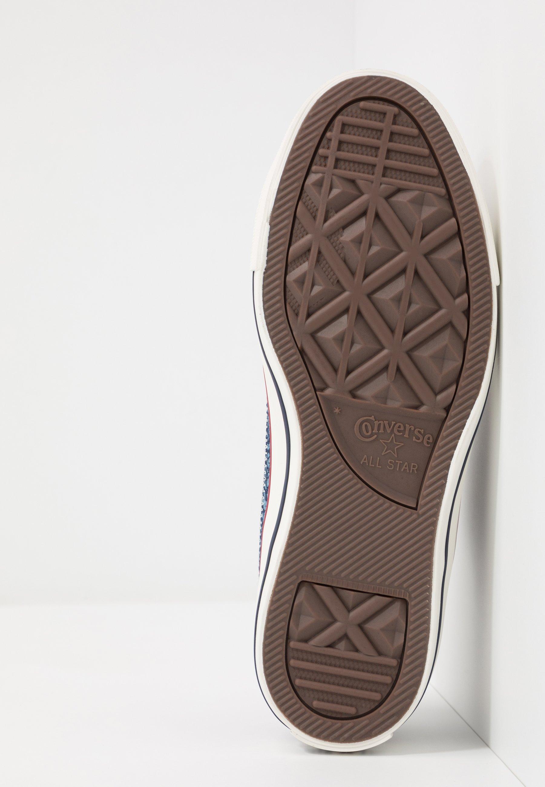 Negozio online Scarpe da uomo Converse CHUCK TAYLOR ALL STAR Sneakers basse blue coast/egret