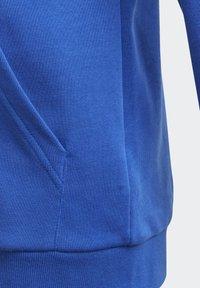 adidas Performance - TRACKSUIT - Tracksuit - blue - 8