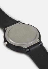 Casio - UNISEX - Watch - black/silver-coloured - 2