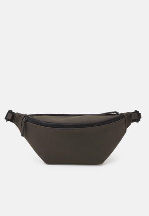 CROSSOVER BAG MATT SPECIAL UNISEX - Heuptas - olive