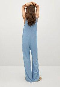 Mango - Overall / Jumpsuit - medium blue - 2