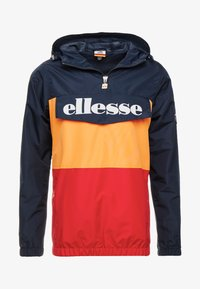Ellesse - MONTE LEONE - Windbreaker - navy/orange/red - 5
