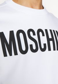 MOSCHINO - Sweatshirt - white - 7