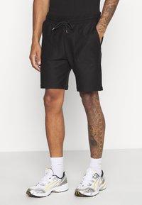 Topman - Shorts - black - 1