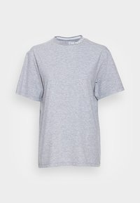 ZUMU TEE - T-shirts med print - light grey heather