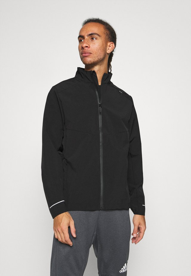 VALIS FUNCTIONAL JACKET - Veste de running - black