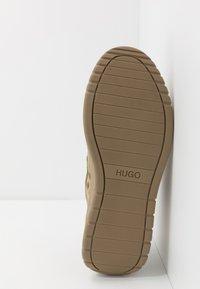 HUGO - MADISON - Sneakers basse - medium beige - 4