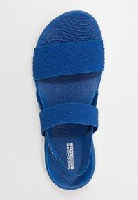 Skechers Performance - ON-THE-GO 600 - Sandalias de senderismo - blue - 1