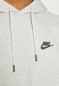 Nike Sportswear - HOODIE - Hoodie - white - 5