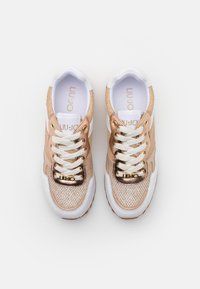 Liu Jo Jeans - Baskets basses - white/gold - 5
