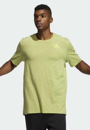 T-SHIRT CITY ELEVATED - T-shirt basic - yellow