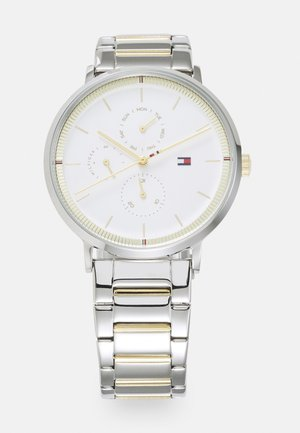 JENNA - Orologio - silver-coloured/white