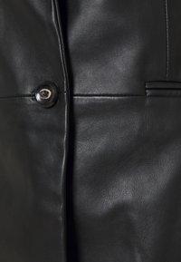 2nd Day - MILLER - Leather jacket - black - 5